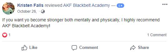 Adult3, AKF Black Belt Academy, LLC Phoenix, AZ