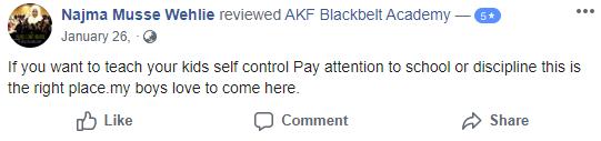 Prekids1, AKF Black Belt Academy, LLC Phoenix, AZ