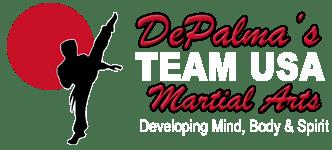 De Palma Logo Xvwkl9 700, DePalmas Team USA Martial Arts - SG Arizona, AZ