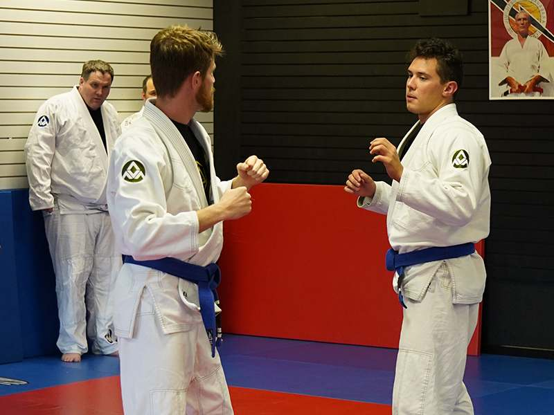 adult gracie jiu jitsu class in Salt Lake City