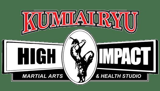 Logo, High Impact Martial Arts and Health Studio