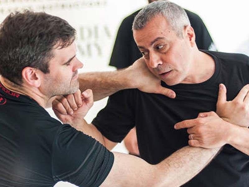Kravinperson, iXL Martial Arts in Overland Park, KS