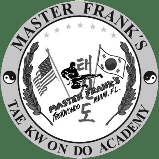 Logo, Master Frank's TKD Academy-Team TMF Global Miami, FL