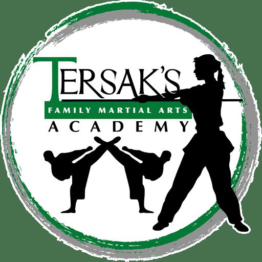 Tersaks Academy LGLogo Green, Tersak's Family Martial Arts Academy Jacksonville FL