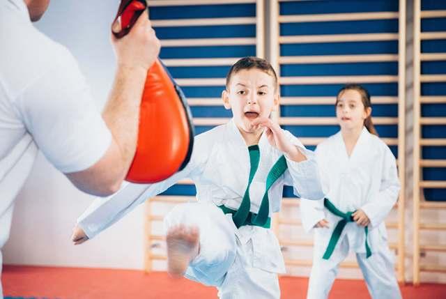 Fitness, Pilsung ATA Martial Arts