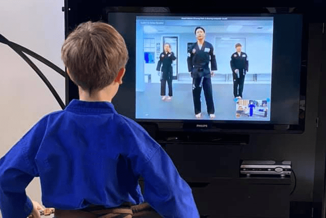 Kidsvirtualnologo, Pilsung ATA Martial Arts