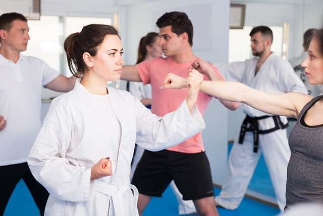 Noexperienceneeded, Pilsung ATA Martial Arts