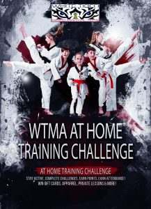 WTMA At Home Training Challenge 217x300 1, White Tiger Martial Arts  Wayne, NJ